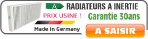 Radiateur a pierre refractaire